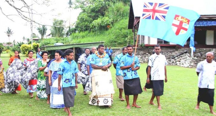 Ratu Joni Waits For Naming Of Vunivalu