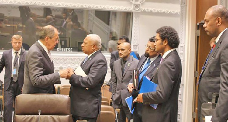 PM Invites Turnbull to Visit Fiji