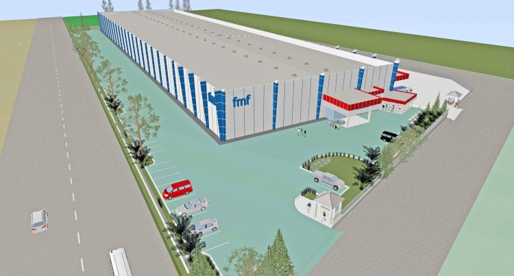 FMF's New Biscuit Factory Likely Ready By Year End