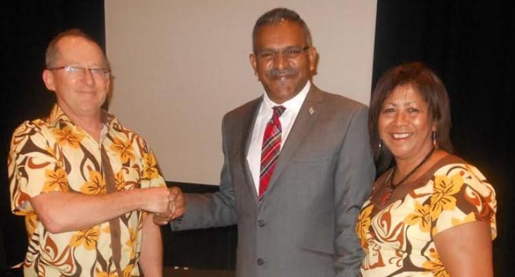 Koya Urges Fiji, Australia To Work Together To Reach Full Potential