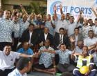 $283,000 bonus for Ports Terminal staff
