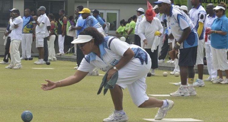 Fiji Airways Bowling Event Heats Up