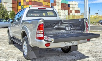 The Powered & Fashionable Ute, All New Foton Tunland