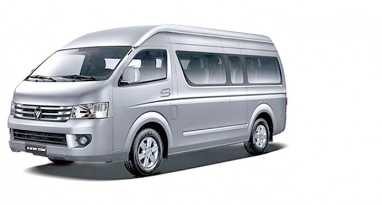 Foton View CS2 – The Spacy & Comfy People Mover