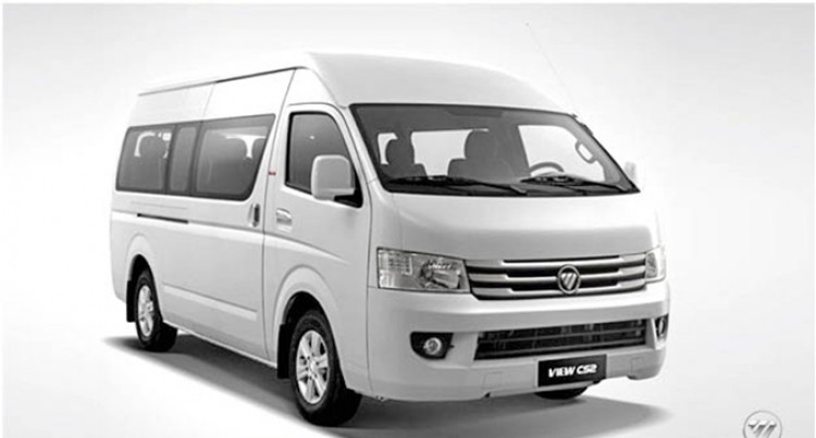 Foton 16-Seater View CS2 luxury traveller