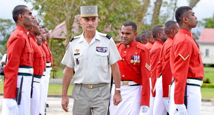Fiji and France Build Military Co-operation