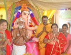 Largest Temple Marks End Of Pooja