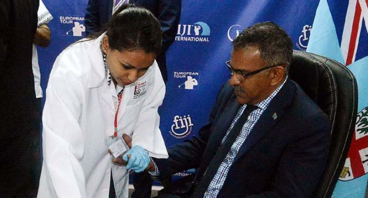 Fiji International Offers Free Health Checks