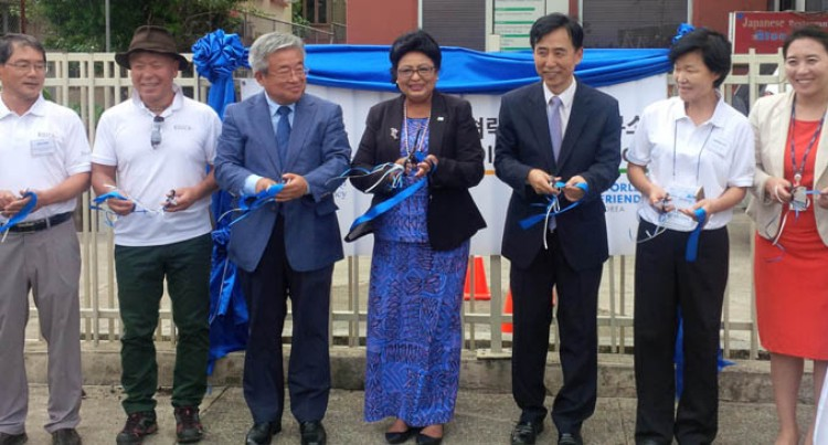 KOICA Opens Office In Fiji