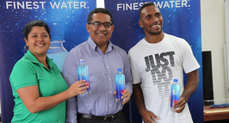 'Earth's Finest  Water' Teams Up