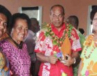 Ovalau Women In Handicraft Training