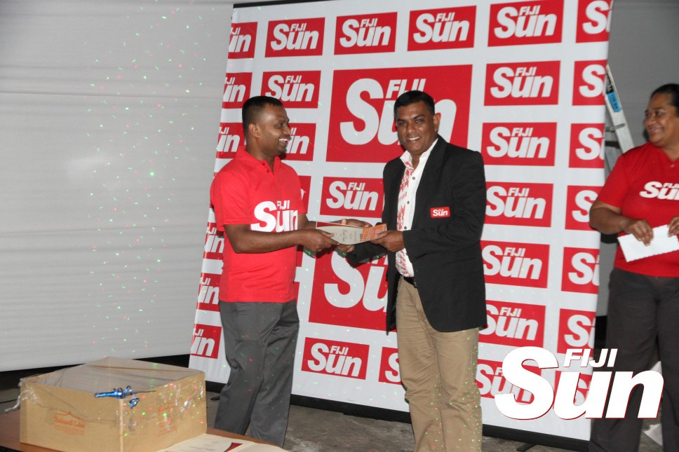 Fiji Sun 17th Birthday Celebrations