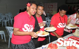 Fiji Sun 17th Birthday Celebrations