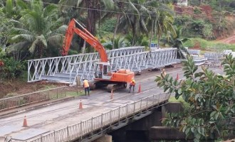 FRA Investigates Use Of Bailey Bridges