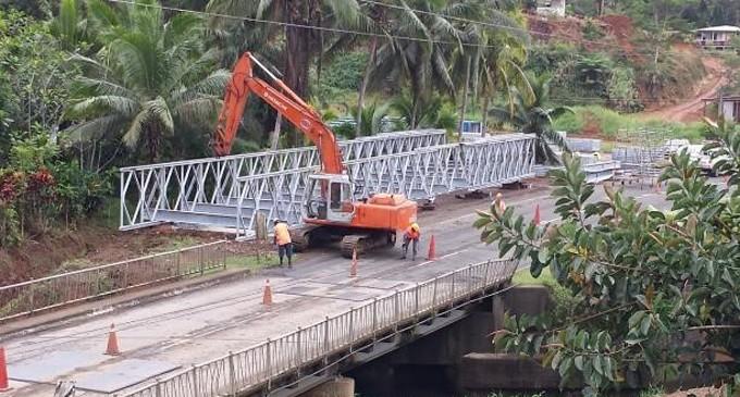 FRA Investigates Use Of Bailey Bridges