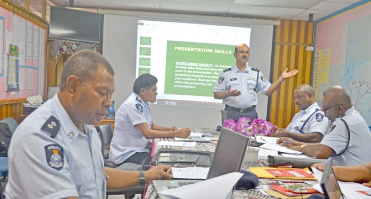 Police Inspector Course Reintroduced