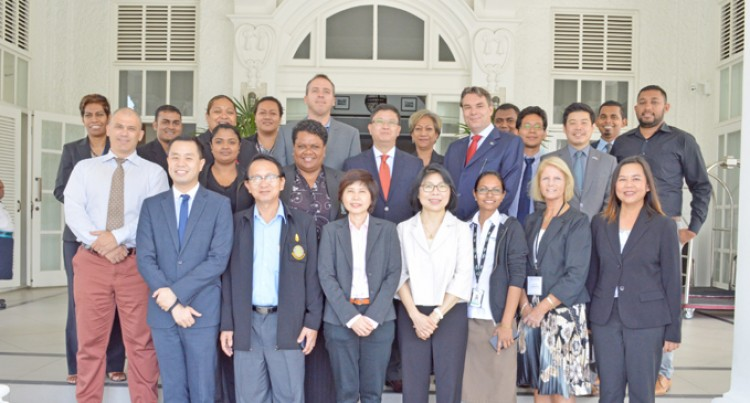 Thai Investors Told Of Fiji's Re-Export Hub Capacity