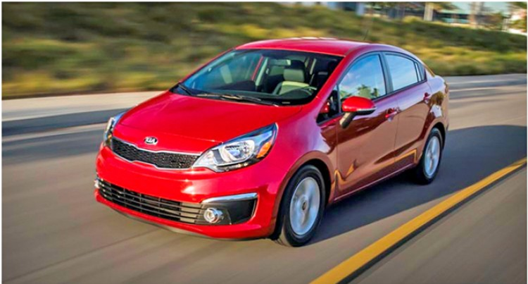 Kia Rio Is Just The Perfect Vehicle To Remember Rio Olympic Gold Medal