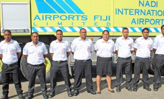 Eight Regional Fire Fighters Complete Training