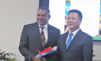 Chinese Experts To Help Fiji Set Up Its Operating Reference Stations Network
