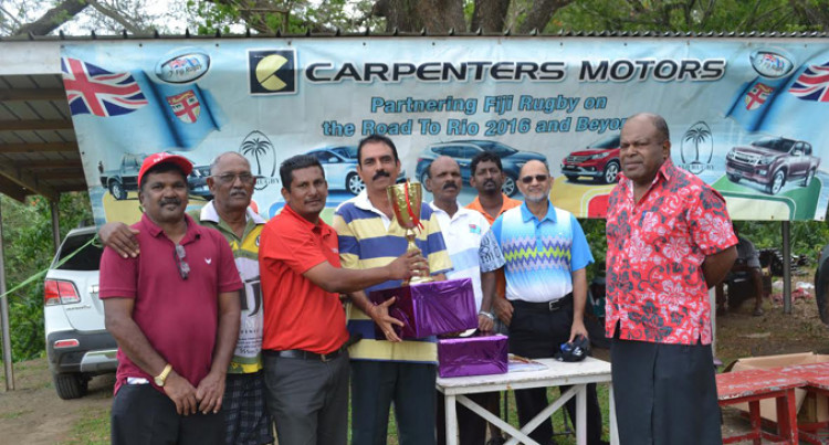 Hussain Retains Labasa Golf Title