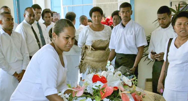 Rev Manasa Lasaro Laid To Rest