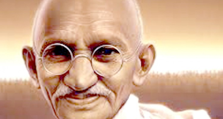 Mahatma Gandhi's Passion:  A Magnificent Obsession