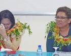 Ministry Farewells Emotional Rosy Akbar