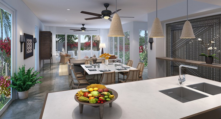 Auberge Beach Villas Launched