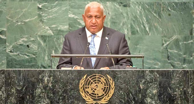 PM: We Will Mobilise The Global Community