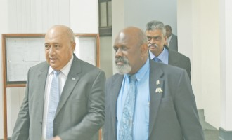 Dream On, Opposition MP Told