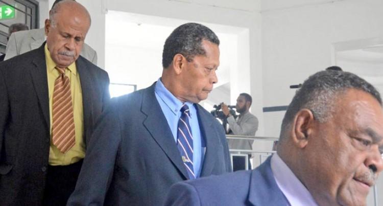 Opposition MPs Not Learning: Bainimarama