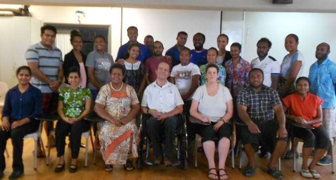 Non Government Oragnisation Vital For Fiji National University Course