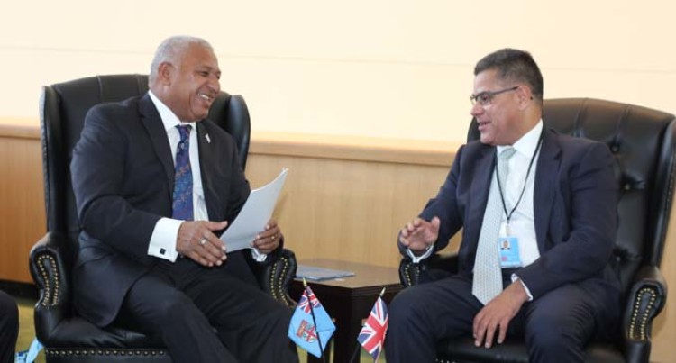 Fiji Seeks To Boost Trade Ties With UK