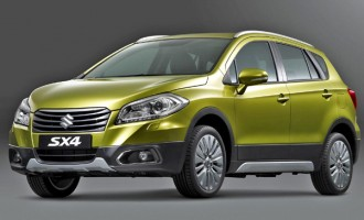 New PossibilitiesWith Suzuki SX4 Crossover