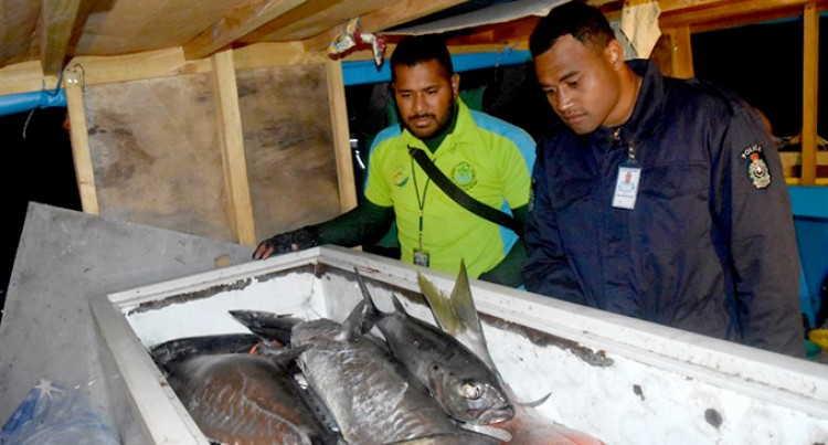 Koroilavesau: Fisheries Patrol Action Warning To Poachers
