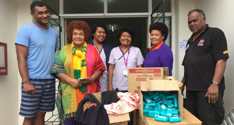 Fijian Returns Yearly To Give To Poor