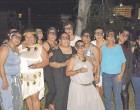 90s Decade Hosts Masquerade Neon Party