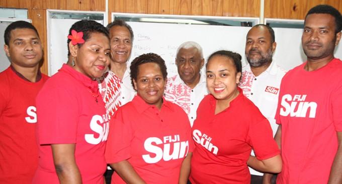 Fiji Sun Keeps Rising
