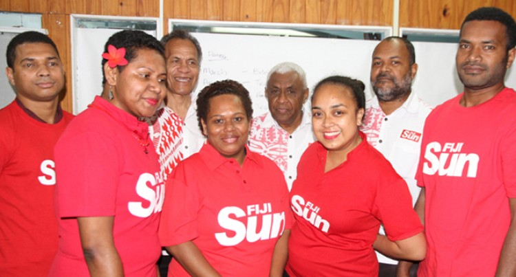 Fiji Sun Keeps Rising