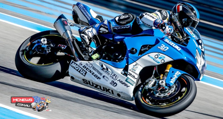 Suzuki Competes At Highest Level In Racing World