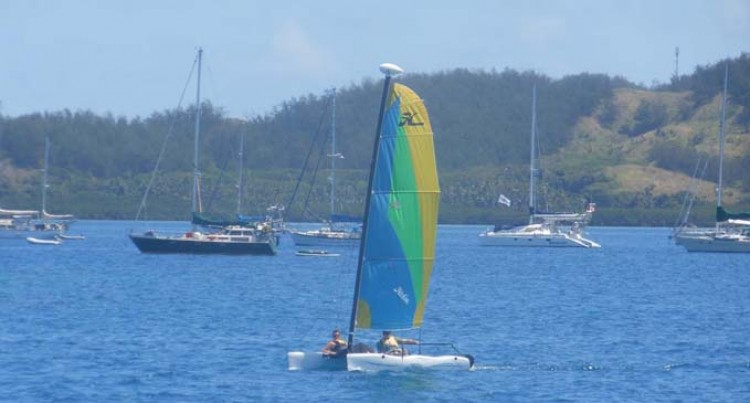 Jigsaw Crowned Hobie Cat Champions