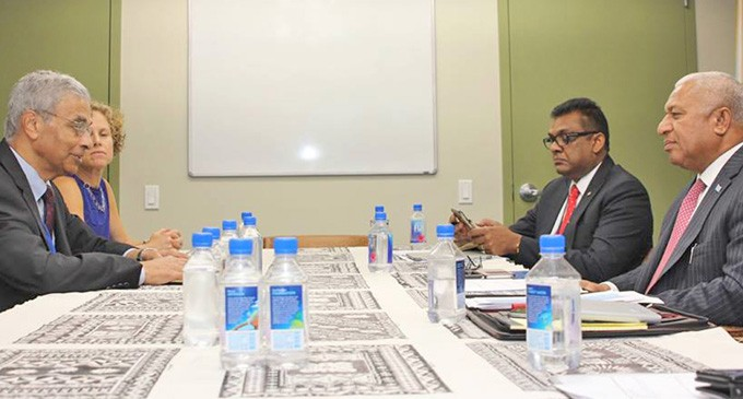Fiji Committed To Climate Change Action, Says PM