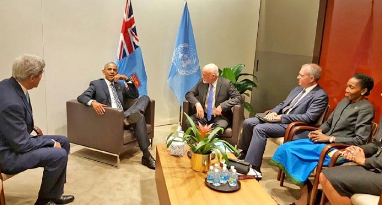 Bainimarama: Trade Centre Of Our Foreign Policy Emphasis