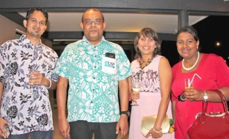 USP's MBA Graduates Hosted To First Alumni Function