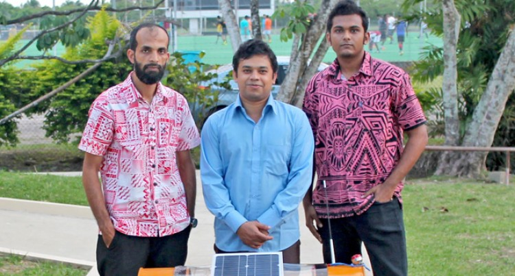 USP Receives Patent For Wave Solar Energy Device