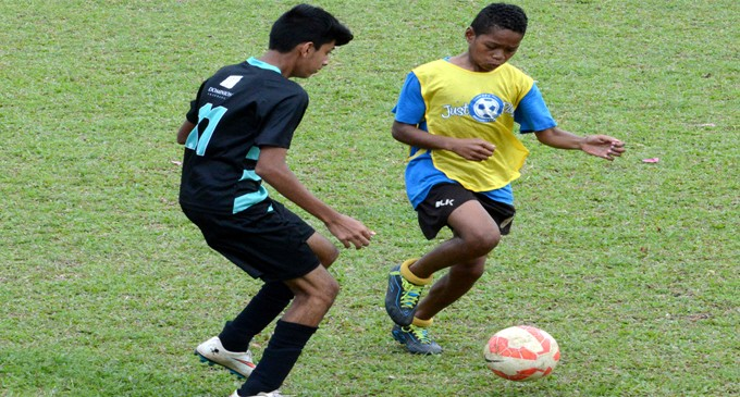 Youth Football In Nadi