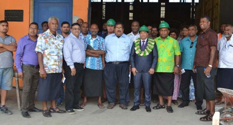 Machines For VCO Factory In Savusavu