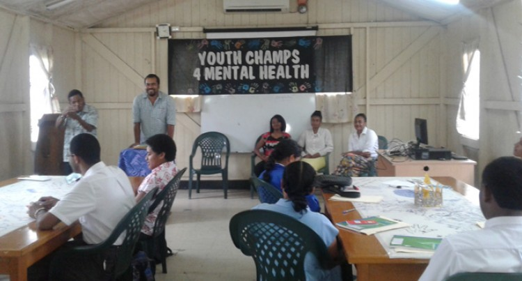 Prioritise Mental Health: Youth Champs