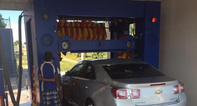 $120K Car Wash Opens In Nadi